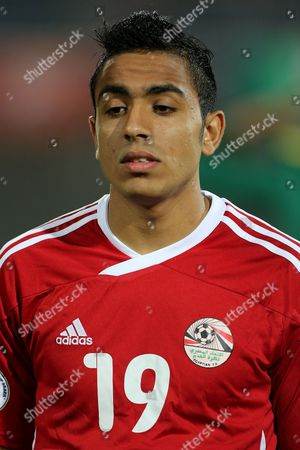 Editorial picture of Mideast Egypt Ghana Wcup Soccer, Cairo, Egypt