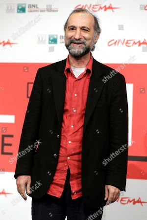 Tayfun Pirselimoglu Director Tayfun Pirselimoglu poses during a photo call for the movie 'Ben o Degilim' (I'm not him) at the 8th edition of the Rome International Film Festival in Rome