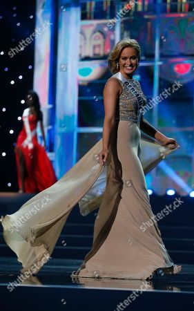 Julia Hagen Miss Germany Anne Julia Hagen presents herself during the preliminary competition of the 2013 Miss Universe pageant in Moscow, Russia, on . Beauties will compete for the title of Miss Universe in Moscow on Nov. 9