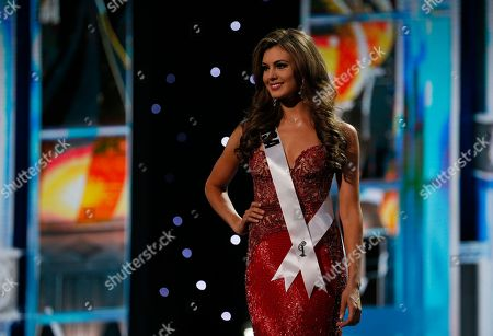Erin Brady Miss USA Erin Brady presents herself during the preliminary competition of the 2013 Miss Universe pageant in Moscow, Russia, on . Beauties will compete for the title of Miss Universe in Moscow on Nov. 9