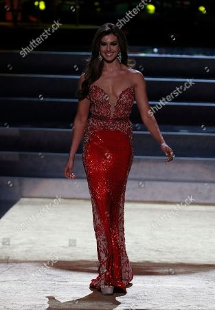 Erin Brady Miss USA Erin Brady participates at the 2013 Miss Universe pageant in Moscow, Russia, on