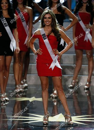 Erin Brady Miss USA Erin Brady participates in the 2013 Miss Universe pageant in Moscow, Russia, on