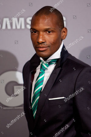 Noah Stewart African-American operatic tenor Noah Stewart poses for the photographers during the GQ Men Of The Year Award 2013 at the Palace Hotel on November in Madrid, Spain