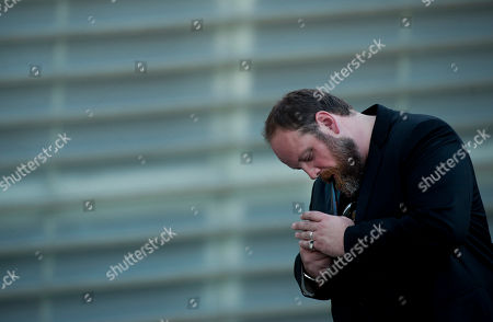 Gregory Gadebois French actor Gregory Gadebois smokes a pipe during the photocall to promote his film ''Mon Ame Par Toi Guerie'', for the 61st San Sebastian Film Festival, in San Sebastian, northern Spain on