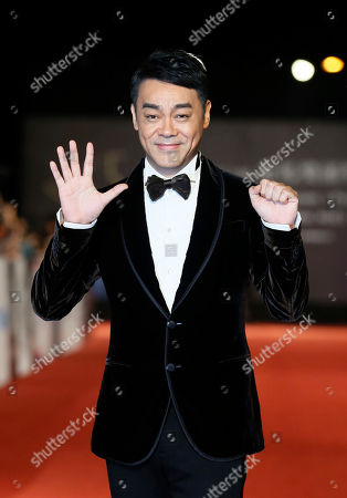 Sean Lau Hong Kong actor Sean Lau poses on the red carpet at the 50th Golden Horse Awards in Taipei, Taiwan, . Lau is a guest at this year's Golden Horse Awards, one of the Chinese-language film industry's biggest annual events
