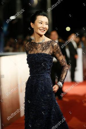 Editorial image of Taiwan Golden Horse Awards, Taipei, Taiwan