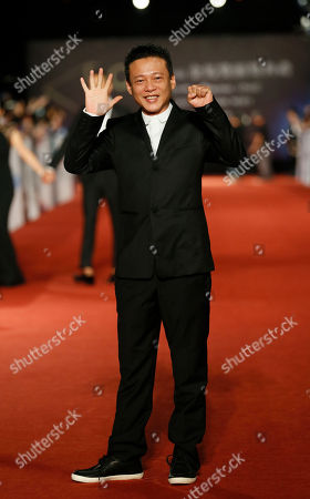 """Lee Kang Sheng Taiwanese actor Lee Kang Sheng arrives at the 50th Golden Horse Awards in Taipei, Taiwan, . Lee is nominated as Best Leading Actor for the film """"Stray Dogs"""" at this year's Golden Horse Awards -one of the Chinese-language film industry's biggest annual events"""