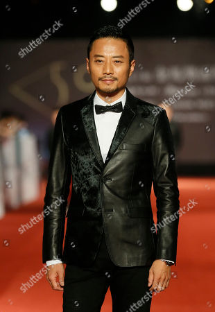 Zhang Hanyu Chinese actor Zhang Hanyu poses on the red carpet at the 50th Golden Horse Awards in Taipei, Taiwan, . Zhang is a guest at this year's Golden Horse Awards, one of the Chinese-language film industry's biggest annual events