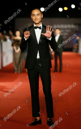 Ethan Juan Taiwanese actor Ethan Juan poses on the red carpet at the 50th Golden Horse Awards in Taipei, Taiwan, . Juan is a guest at this year's Golden Horse Awards, one of the Chinese-language film industry's biggest annual events