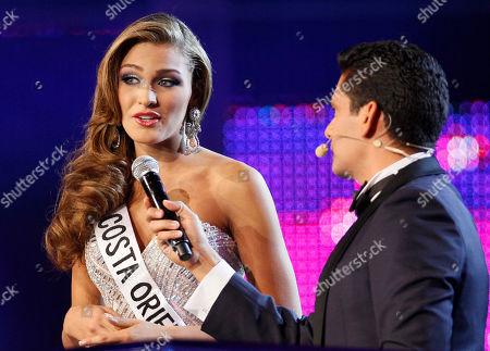 Editorial picture of Venezuela Miss Venezuela, Caracas, Venezuela