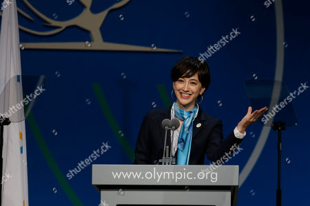 Chrsitel Takigawa Japan's Christel Takigawa, Tokyo 2020 Bid Ambassador, addresses the IOC session during the Tokyo 2020 bid presentation during the International Olympic Committee session in Buenos Aires, Argentina, . Tokyo, which is making its second consecutive bid, in a race against Madrid and Istanbul, has earmarked a reserve fund of 400 billion yen ($4 billion) for the 2020 Games. Madrid is bidding for the third time in a row, while Istanbul is trying for the fifth time overall
