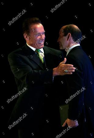 Editorial photo of Australia Arnold Schwarzenegger, Sydney, Australia