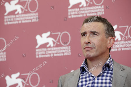 "Steve Coogan British actor-comedian Steve Coogan poses for photographers during a photo call to promote the film Philomena at the 70th edition of the Venice Film Festival in Venice, Italy. Coogan plays a lawyer battling to keep his client from the gallows in the Berlin Film Festival entry ""Shepherds and Butchers,"" set in South Africa in the last years of apartheid. The film, directed by Oliver Schmitz, has its world premiere at the Berlin File Festival on Saturday Feb. 13, 2016"