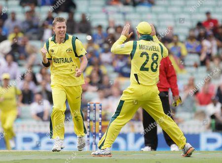 Editorial picture of Britain Cricket ICC Champions Trophy Australia Sri Lanka, London, United Kingdom