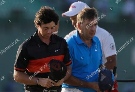 Editorial image of British Open Golf, Gullane, United Kingdom