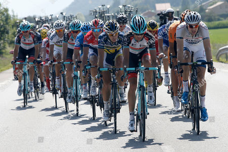 Editorial picture of Cycling Tour de France, Gap, France