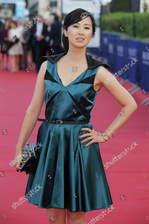 Editorial photo of France American Film Festival, Deauville, France