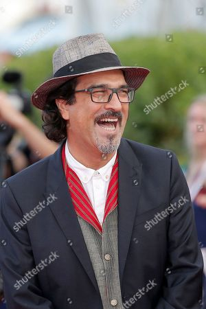 Atiq Rahimi Author Atiq Rahimi arrives for the opening ceremony of the 39th American Film Festival, Friday, Aug. 30, 2013, in Deauville, Normandy, western France
