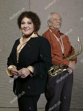 Cleo Laine and John Dankworth