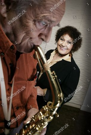 John Dankworth and Cleo Laine