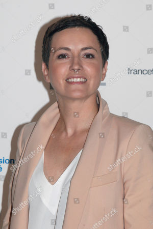 Editorial picture of France Media, Paris, France