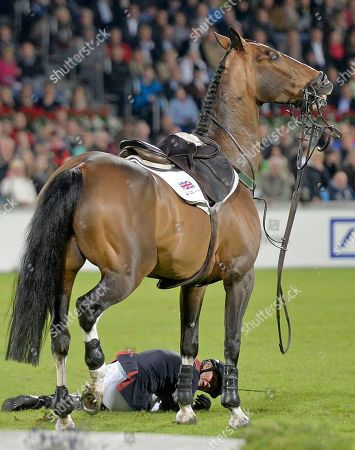 Editorial picture of Germany CHIO Equestrian, Aachen, Germany