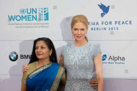 Editorial photo of Germany Cinema For Peace, Berlin, Germany