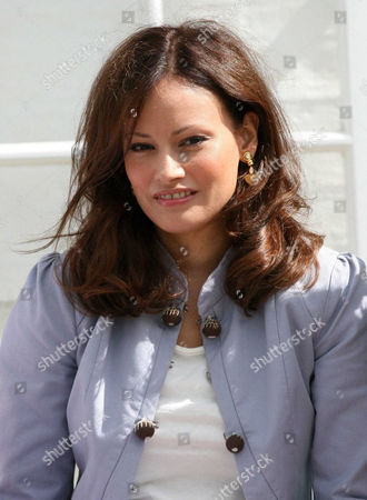 Carina Axelsson, girlfriend of Prince Gustav of Berleburg