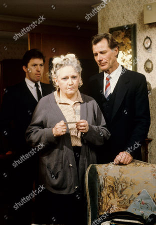 Stock Image of Carmel McSharry in 'A Taste For Death' -
