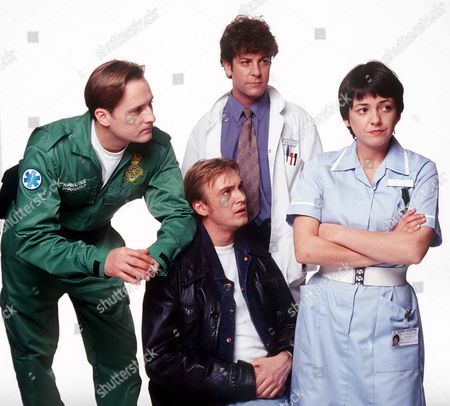 'My Wonderful Life' -    L-R: Gary Webster, Philip Glenister, Hamish Clark and Emma Wray