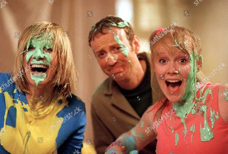 'Sooty Heights'   TV Carol Smilie, Richard Cadell & Vicki Lee Taylor
