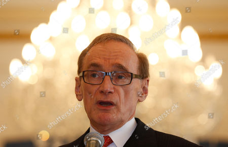 Bob Carr Australian Foreign Minister Bob Carr speaks during a press conference following a special conference on Irregular Movement of Persons, in Jakarta, Indonesia