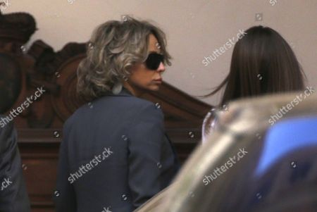 Marina Berlusconi Marina Berlusconi, daughter of the Italian former Premier Silvio Berlusconi, arrives at Grazioli palace, Berlusconi's residence in Rome, . Berlusconi's fate is hanging in the balance as Italy's highest court deliberates his appeal of a tax fraud conviction and sentence of four years in jail and a five-year ban on political office