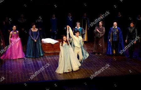 Editorial image of Italy Globe Theatre Anniversary, Rome, Italy