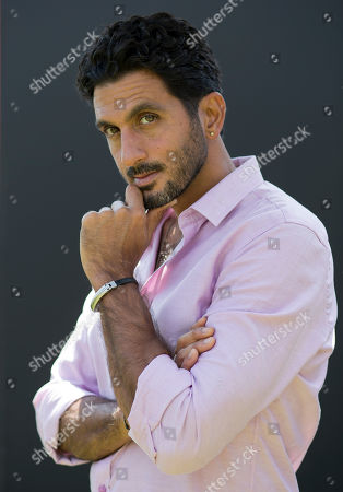 Tsahi Halevi Actor Tsahi Halevi poses for portraits at the 70th edition of the Venice Film Festival held from Aug. 28 through Sept. 7, in Venice, Italy