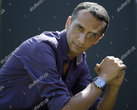 Hitham Omari Actor Hitham Omari poses for portraits at the 70th edition of the Venice Film Festival held from Aug. 28 through Sept. 7, in Venice, Italy