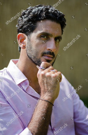 Stock Image of Tsahi Halevi Actor Tsahi Halevi poses for portraits at the 70th edition of the Venice Film Festival held from Aug. 28 through Sept. 7, in Venice, Italy