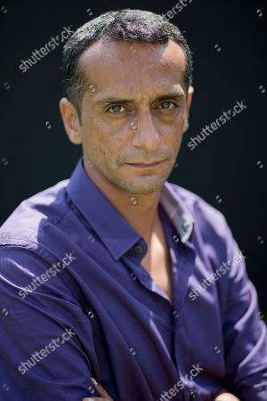 Stock Picture of Hitham Omari Actor Hitham Omari poses for portraits at the 70th edition of the Venice Film Festival held from Aug. 28 through Sept. 7, in Venice, Italy