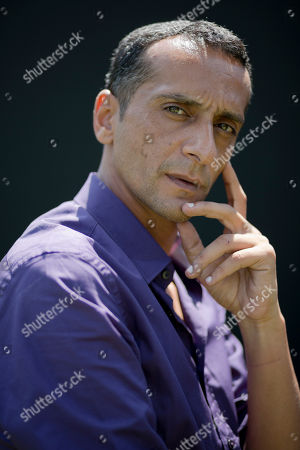 Stock Photo of Hitham Omari Actor Hitham Omari poses for portraits at the 70th edition of the Venice Film Festival held from Aug. 28 through Sept. 7, in Venice, Italy