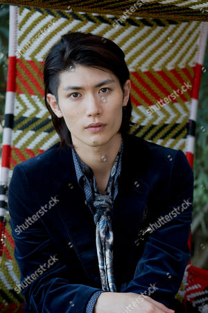 Haruma Miura In this picture taken, in Venice, Italy, actor Haruma Miura poses for portraits at the 70th edition of the Venice Film Festival held at the Venice Lido from Aug. 28 through Sept. 7