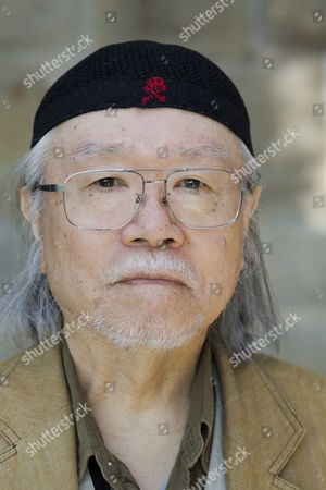 Leiji Matsumoto In this picture taken, in Venice, Italy, Manga artist Leiji Matsumoto poses for portraits at the 70th edition of the Venice Film Festival held at the Venice Lido from Aug. 28 through Sept. 7