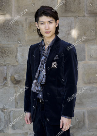 Haruma Miura Actor Haruma Miura poses for portraits at the 70th edition of the Venice Film Festival held from Aug. 28 through Sept. 7, in Venice, Italy