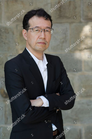 Stock Picture of Shinji Aramaki Director Shinji Aramaki poses for portraits at the 70th edition of the Venice Film Festival held from Aug. 28 through Sept. 7, in Venice, Italy