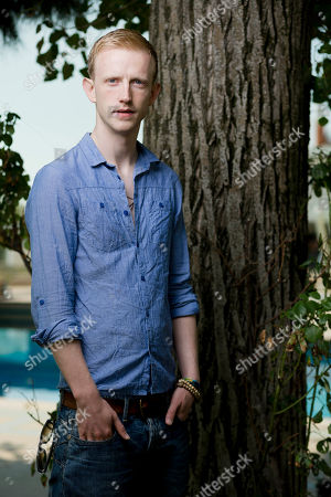 Stock Image of David Zimmerschied Actor David Zimmerschied poses for portraits at the 70th edition of the Venice Film Festival held from Aug. 28 through Sept. 7, in Venice, Italy