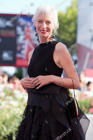 Stock Image of Lise Roy Actress Lise Roy arrives for the screening of the movie 'Tom at the Farm' at the 70th edition of the Venice Film Festival held from Aug. 28 through Sept. 7, in Venice, Italy