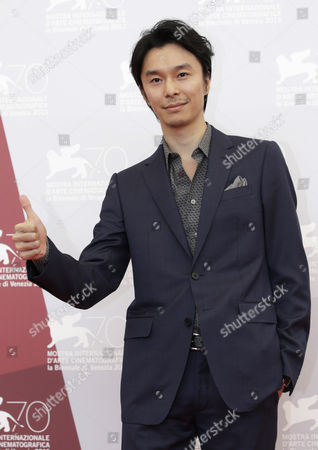 Hiroki Hasegawa Actor Hiroki Hasegawa poses during a photo call for the movie 'Why Don't You Play In Hell' at the 70th edition of the Venice Film Festival held from Aug. 28 through Sept. 7, in Venice, Italy