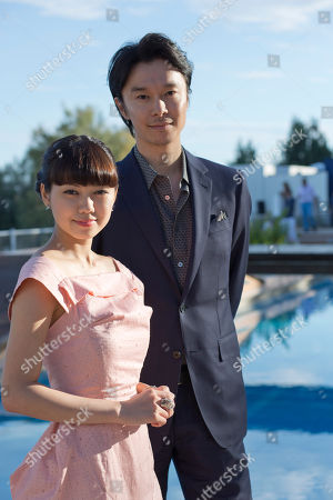 Fumi Nikaido, Hiroki Hasegawa Actors Fumi Nikaido, left, and Hiroki Hasegawa pose for portraits at the 70th edition of the Venice Film Festival held from Aug. 28 through Sept. 7, in Venice, Italy