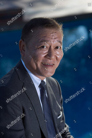 Jun Kunimura Actor Jun Kunimura poses for portraits at the 70th edition of the Venice Film Festival held from Aug. 28 through Sept. 7, in Venice, Italy