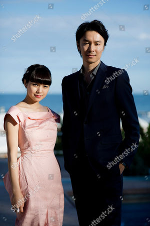 Fumi Nikaido, Hiroki Haswgawa Actors Fumi Nikaido, left, and Hiroki Hasegawa pose for portraits at the 70th edition of the Venice Film Festival held from Aug. 28 through Sept. 7, in Venice, Italy