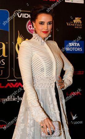 Neha Dhupia Bollywood actress Neha Dhupia arrives for the International Indian Film Academy (IIFA) awards in Macau